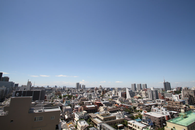 GUNKAN屋上 | 屋上から見える景色②|TIME SHARING|タイムシェアリング |スペースマネジメント|あどばる|adval
