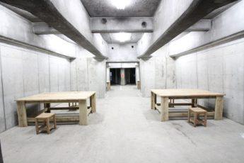 GUNKAN アトリエ2階 | 入口から奥