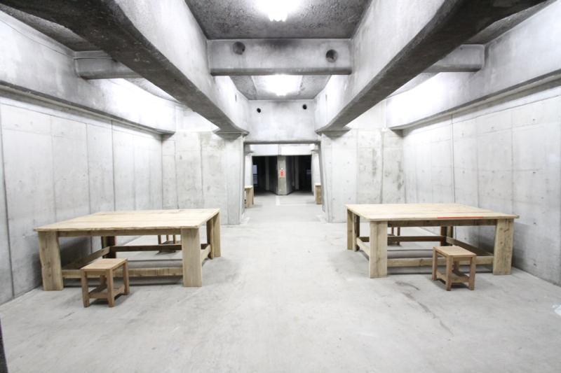 GUNKAN アトリエ2階  