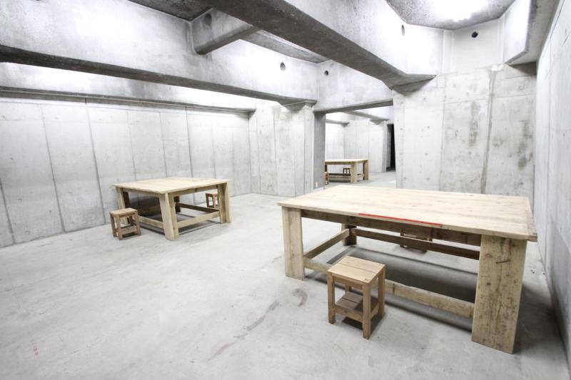 GUNKAN アトリエ2階   スペース③ akibaco あきばこ スペースマネジメント あどばる adval