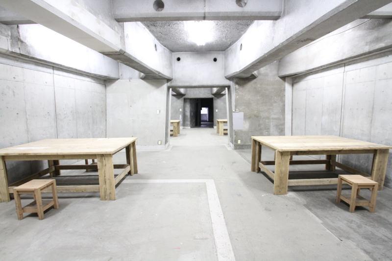 GUNKAN アトリエ2階 | スペース④|TIME SHARING|タイムシェアリング |スペースマネジメント|あどばる|adval