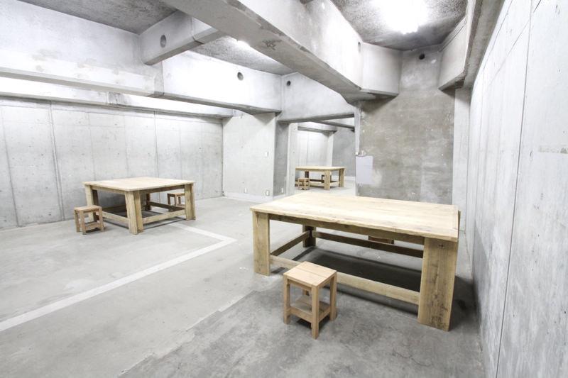 GUNKAN アトリエ2階   スペース⑤ akibaco あきばこ スペースマネジメント あどばる adval