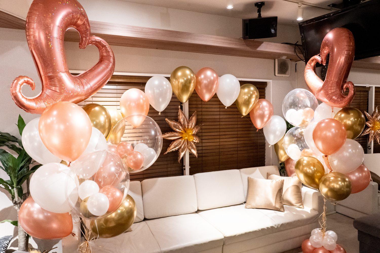 Lounge-R Premium | パーティー仕様にも