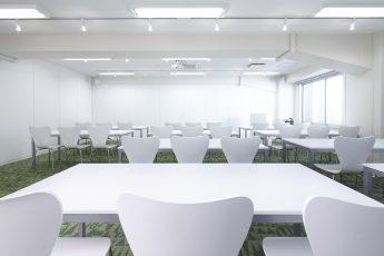 みんなの会議室 渋谷宮益坂3F RoomA | 入口から奥