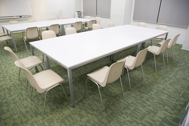みんなの会議室 渋谷宮益坂3A   グループワーク形式 TIME SHARING タイムシェアリング  スペースマネジメント あどばる adval