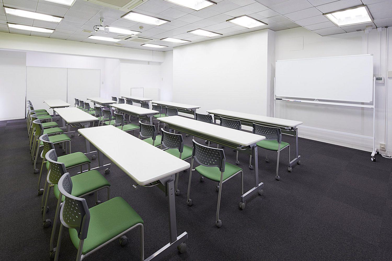 みんなの会議室 神田 | スクール形式