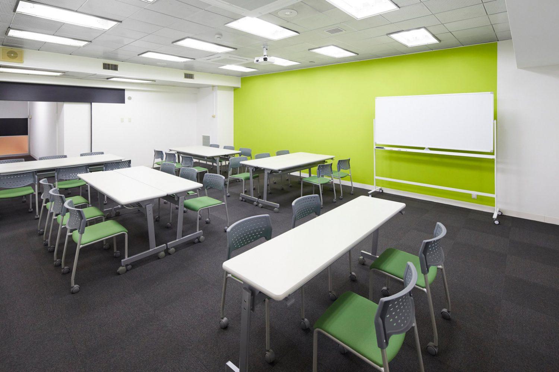 みんなの会議室 神田 | グループワーク形式