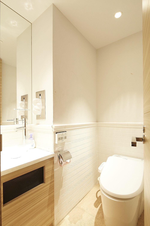 Lounge-R スペースA | お手洗いも