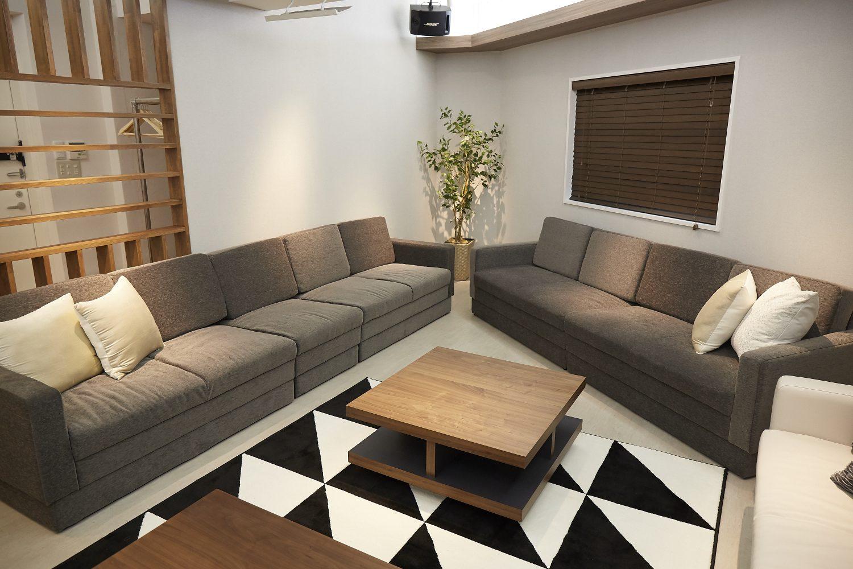 Lounge-R Premium | ソファーでゆったりと|TIME SHARING|タイムシェアリング |スペースマネジメント|あどばる|adval