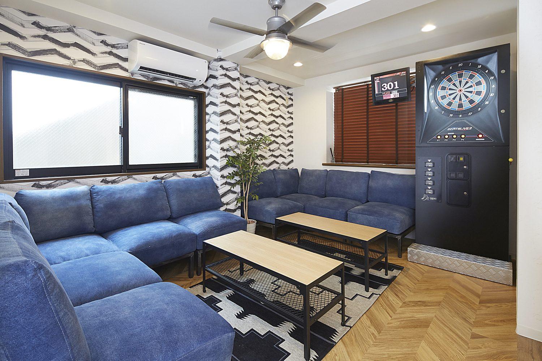 Lounge-R TERRACE 渋谷 | 少し違った雰囲気の部屋も!|TIME SHARING|タイムシェアリング |スペースマネジメント|あどばる|adval