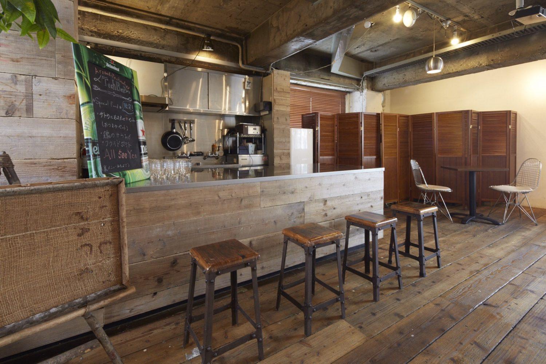 Mace 南青山 | 雰囲気のあるキッチン|TIME SHARING|タイムシェアリング |スペースマネジメント|あどばる|adval