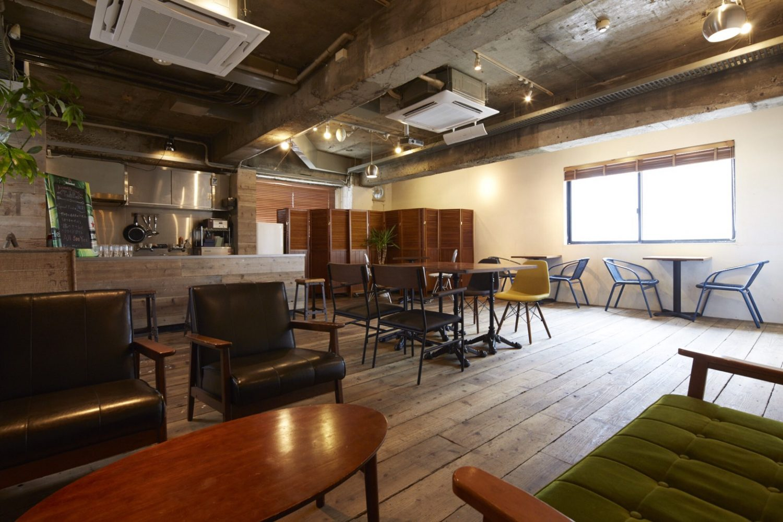 Mace 南青山 | カフェのようなスぺース|TIME SHARING|タイムシェアリング |スペースマネジメント|あどばる|adval