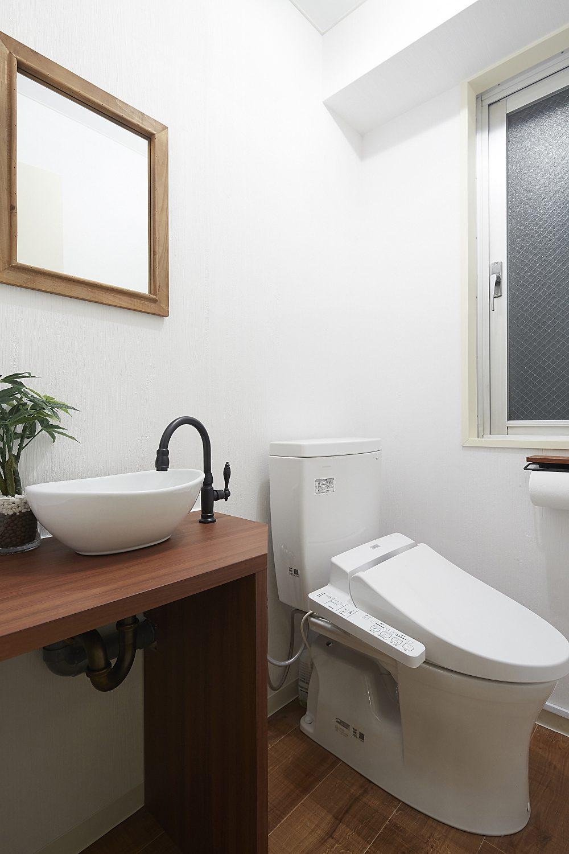 Mace 西新宿 | お手洗いもスペース内に♪