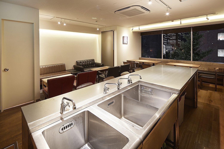 Mace 西新宿 | キッチン