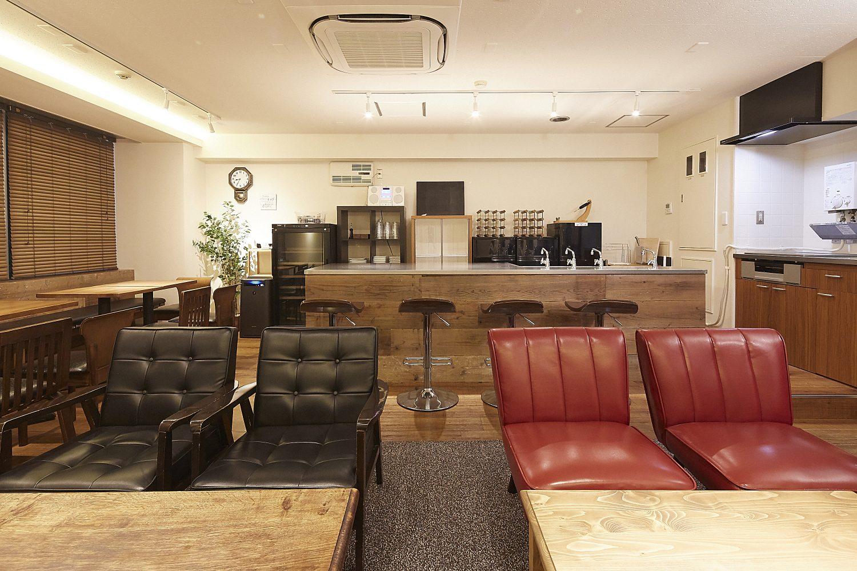 Mace 西新宿 | 家具も雰囲気抜群