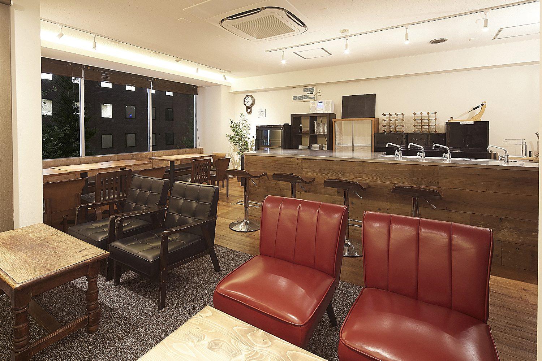 Mace 西新宿 | レトロな雰囲気