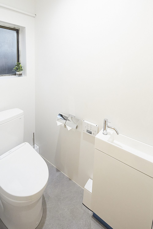 Mace原宿 | お手洗いもきれい♪