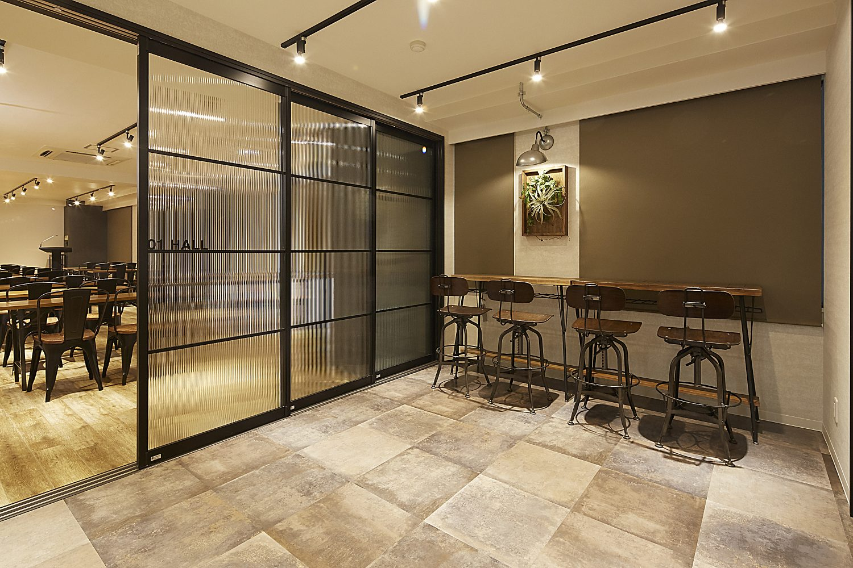 TIME SHARING渋谷宇田川町 | Lounge+HALL