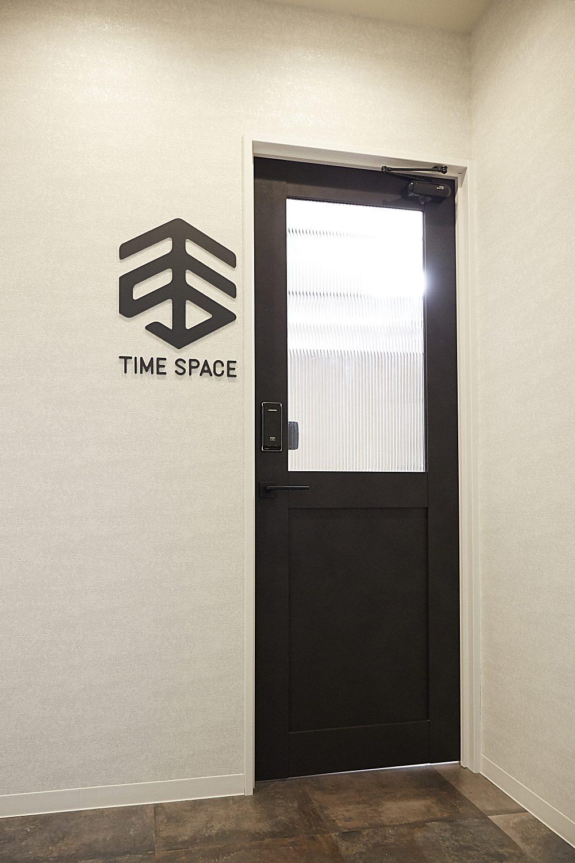 TIME SHARING渋谷宇田川町 | スペース入口