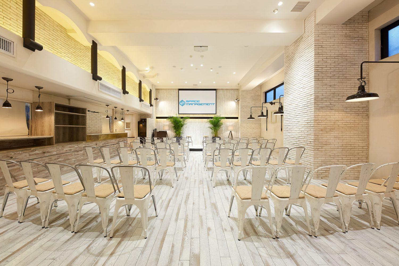 EBISU SHOW ROOM | 大広間|TIME SHARING|タイムシェアリング |スペースマネジメント|あどばる|adval