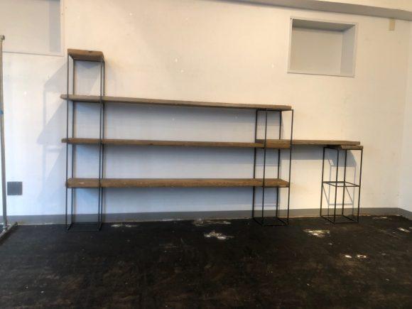 LIMレンタルスペース | 展示棚|akibaco|あきばこ|スペースマネジメント|あどばる|adval