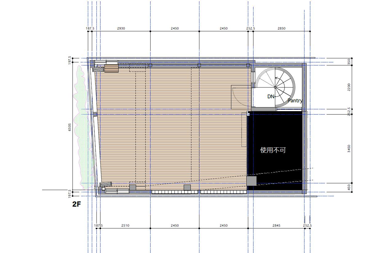 EBISU SHOW ROOM (ID:) 図面2
