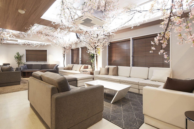 Lounge-R Premium | 3/15-4/30期間限定★インドア花見