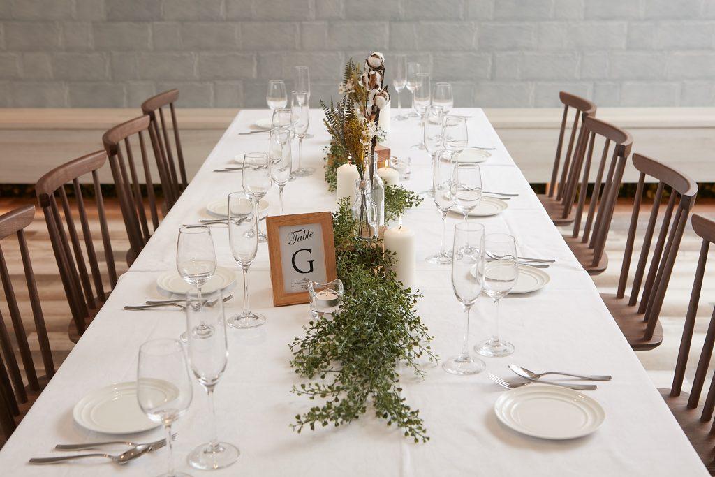 IROGAMI | 結婚式の2次会利用での様子