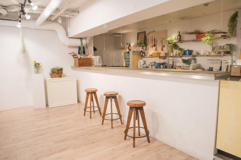 GOBLIN.代官山 | キッチン設備完備