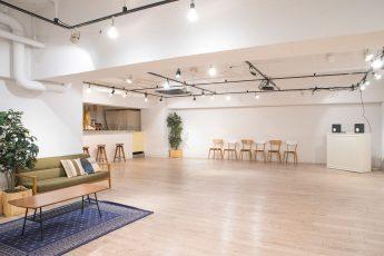 GOBLIN.代官山 | 広々とした空間です|TIME SHARING|タイムシェアリング|スペースマネジメント|あどばる|adval