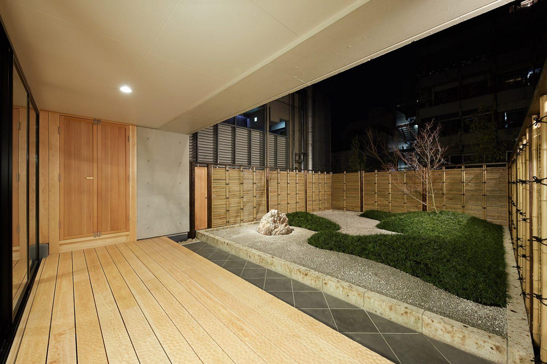 Akasaka Zen Space | 日本庭園|TIME SHARING|タイムシェアリング |スペースマネジメント|あどばる|adval