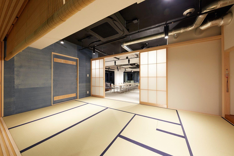 Akasaka Zen Space | 和室|TIME SHARING|タイムシェアリング |スペースマネジメント|あどばる|adval