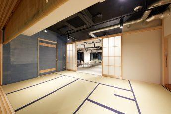 Akasaka Zen Space | 和室|TIME SHARING|タイムシェアリング|スペースマネジメント|あどばる|adval