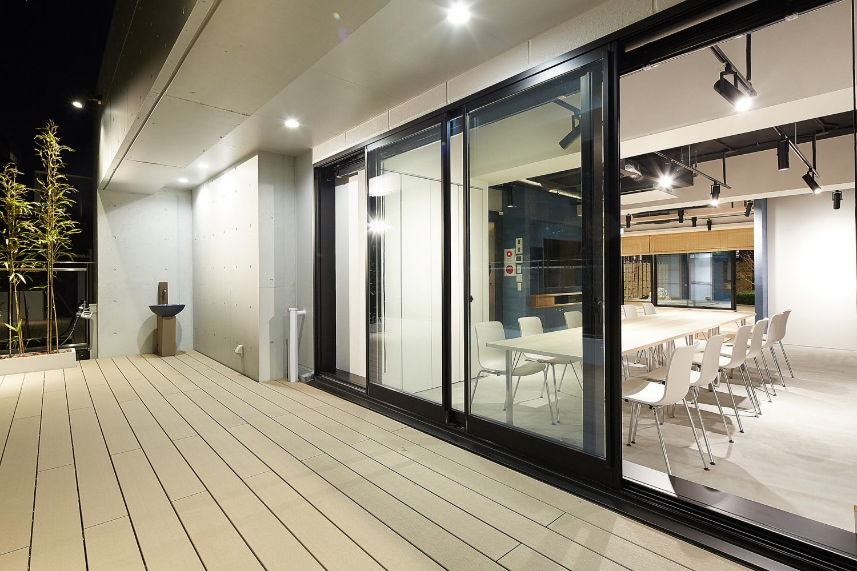 Akasaka Zen Space | テラスもございます。人物の物撮りにお勧め|TIME SHARING|タイムシェアリング |スペースマネジメント|あどばる|adval