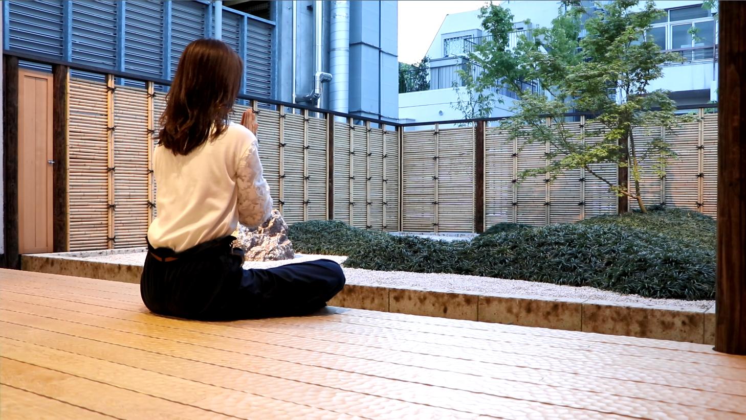 Akasaka Zen Space | 日本庭園を望みながら上質な時間をお楽しみいただけます。|TIME SHARING|タイムシェアリング |スペースマネジメント|あどばる|adval