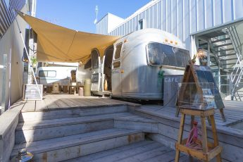 the AIRSTREAM GARDEN |