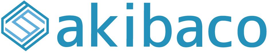 akibaco あきばこ 空き箱 ロゴ|貸し会議室・パーティスペース・レンタルスペースの検索・予約なら