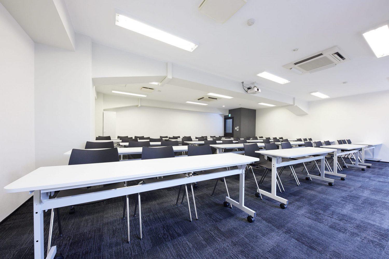 みんなの会議室 渋谷宮益坂3B | スクール形式|TIME SHARING|タイムシェアリング |スペースマネジメント|あどばる|adval