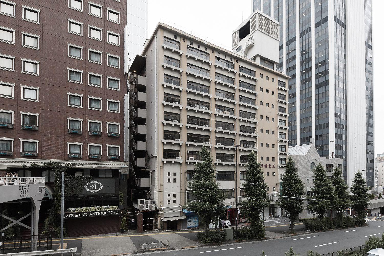 TIME SHARING 渋谷青山通り3F(タイムシェアリング) | ビル外観|TIME SHARING|タイムシェアリング |スペースマネジメント|あどばる|adval