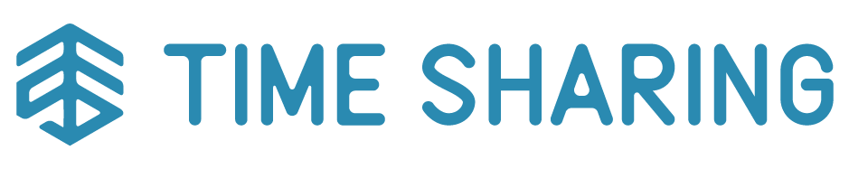 TIME SHARING タイムシェアリング ロゴ|貸し会議室・パーティスペース・レンタルスペースの検索・予約なら