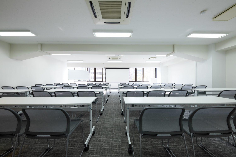TIME SHARING Biz 渋谷宮益坂5F(タイムシェアリング) | スクール形式|TIME SHARING|タイムシェアリング |スペースマネジメント|あどばる|adval