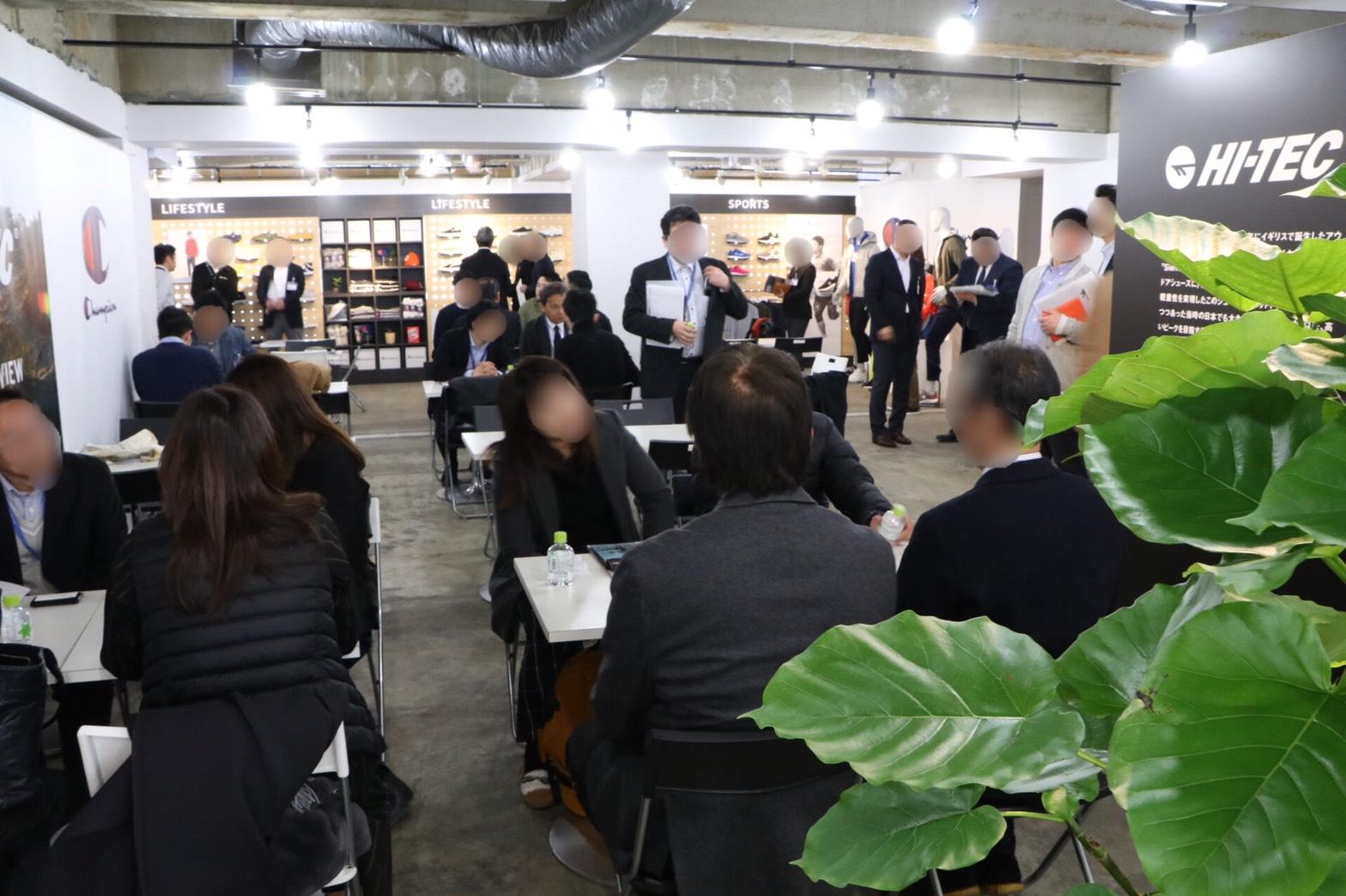 靴の展示会&商談会@神保町|TIME SHARING|タイムシェアリング |スペースマネジメント|あどばる|adval|SHARING