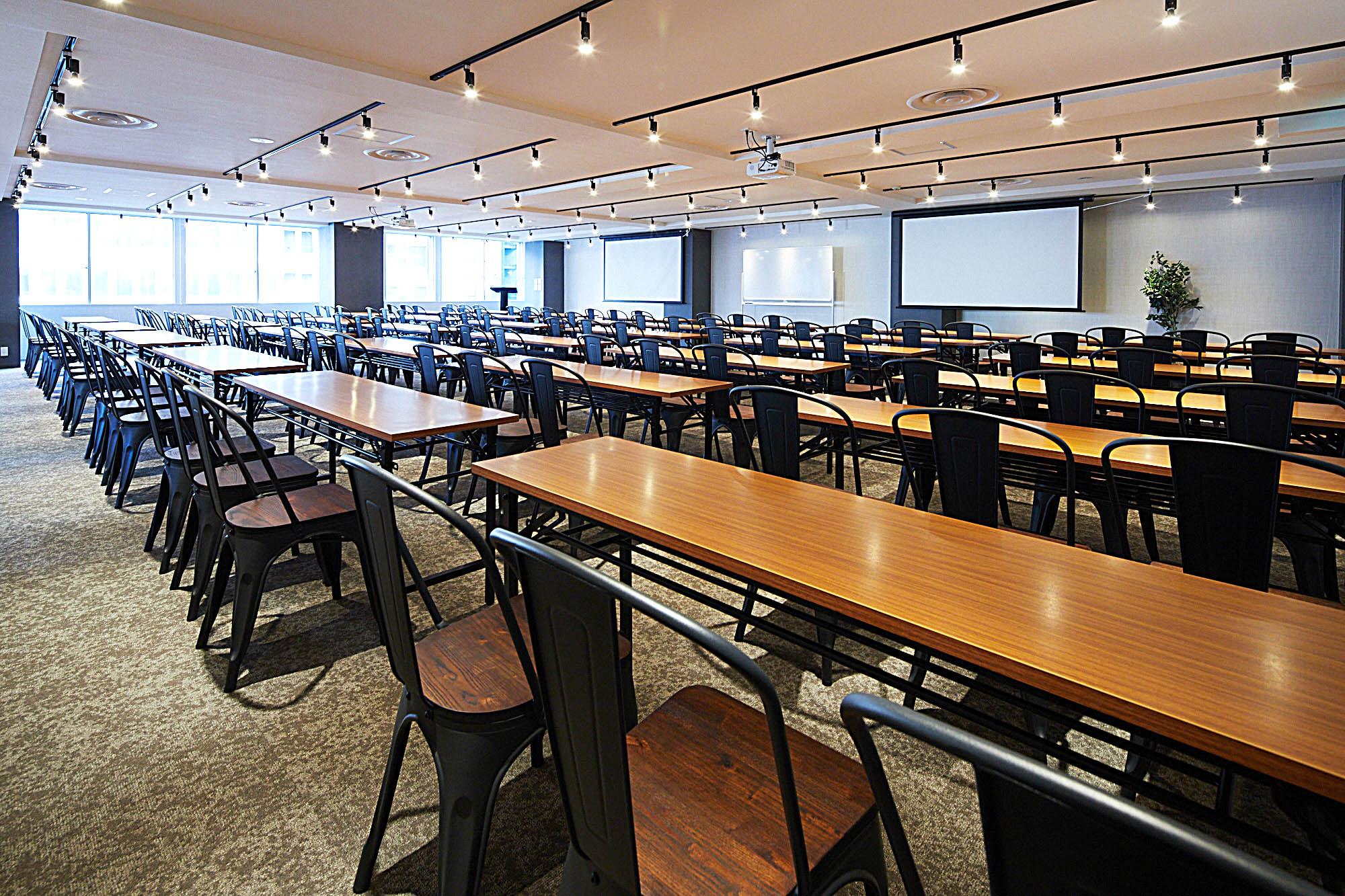 3月オープンの新スペース!<TIME SHARING新宿4A>の魅力とは?|TIME SHARING|タイムシェアリング |スペースマネジメント|あどばる|adval|SHARING