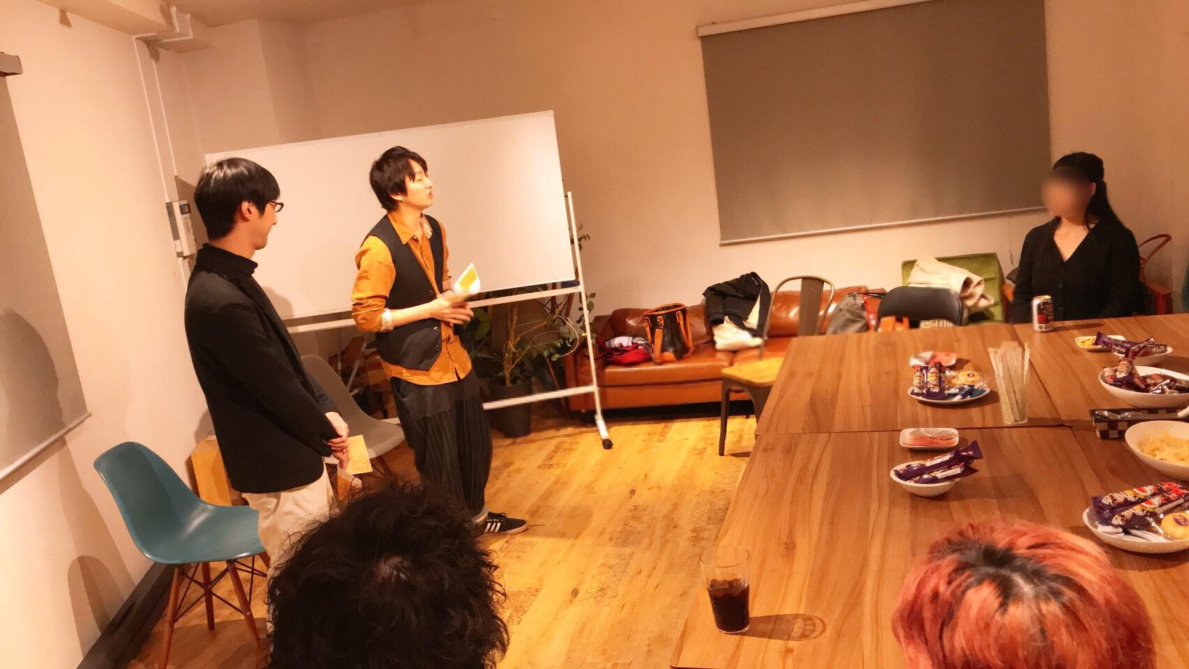 Mace池袋でライター仲野の所属する演劇団体の新年会が開かれました!|TIME SHARING|タイムシェアリング |スペースマネジメント|あどばる|adval|SHARING