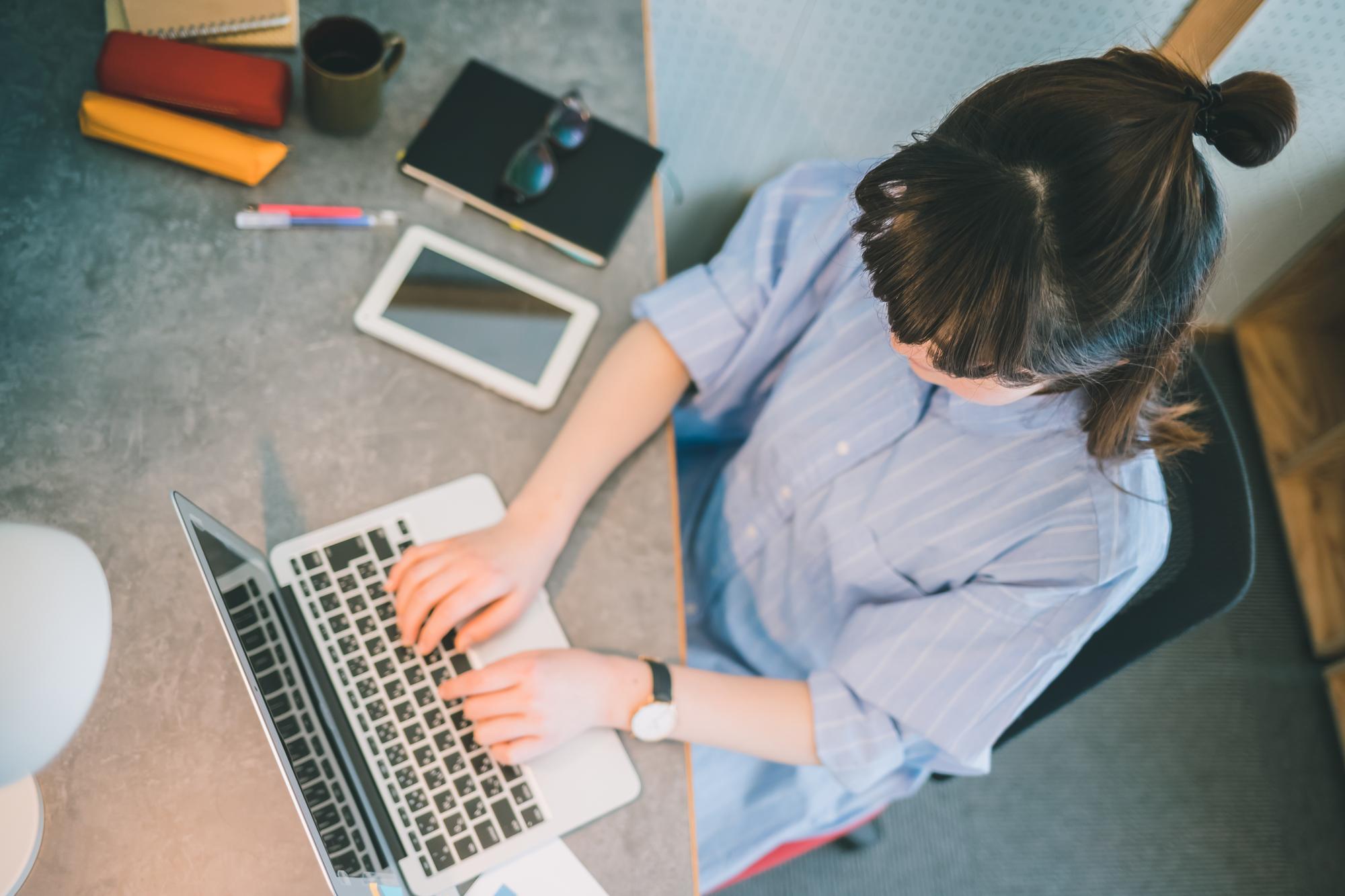 リモートワークをもっと快適に!仕事環境を整える4つのこと|TIME SHARING|タイムシェアリング|スペースマネジメント|あどばる|adval|SHARING