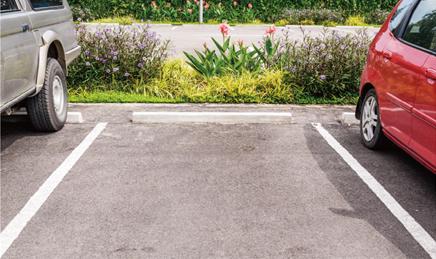 駐車場シェアリングの例