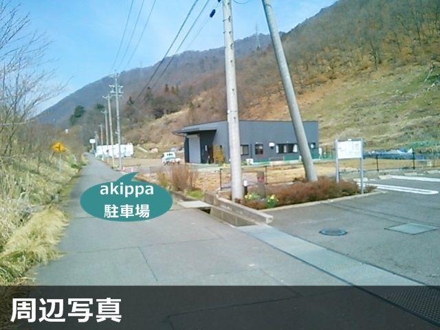 甘利技術研究所駐車場(2)の写真