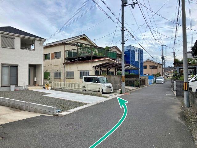 板原町3丁目NISHIYAMA邸[akippa]駐車場