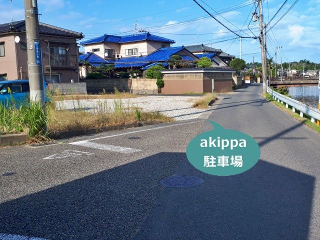 五十嵐中島1丁目akippa駐車場