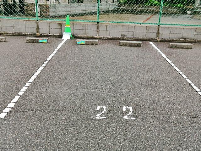 駐車スぺ―ス